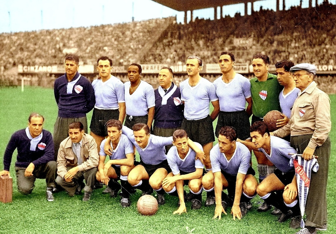 Image result for uruguay hungria 1954
