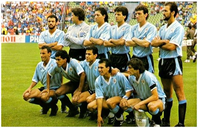 Uruguay 1990 06 13