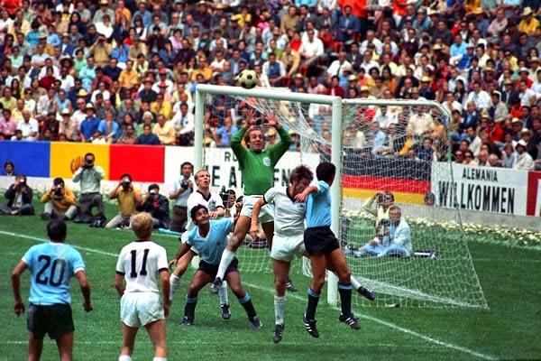 Image result for uruguay israel 1970