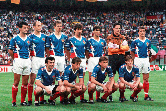 Image result for yugoslavia squad 1990