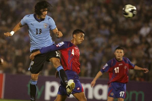 Image result for uruguay vs costa rica 2010