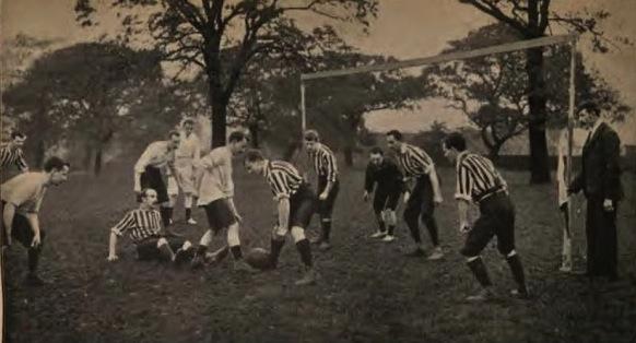 Image result for arbitro de futbol origenes