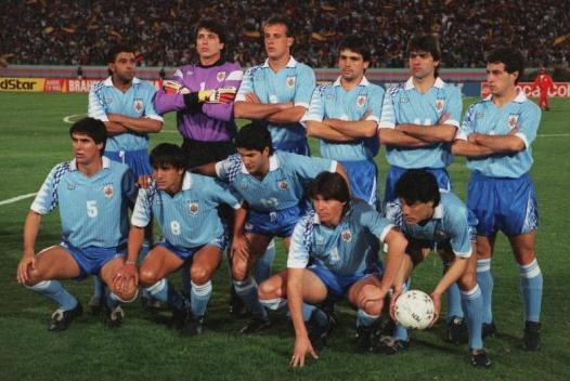 Image result for uruguay 1993