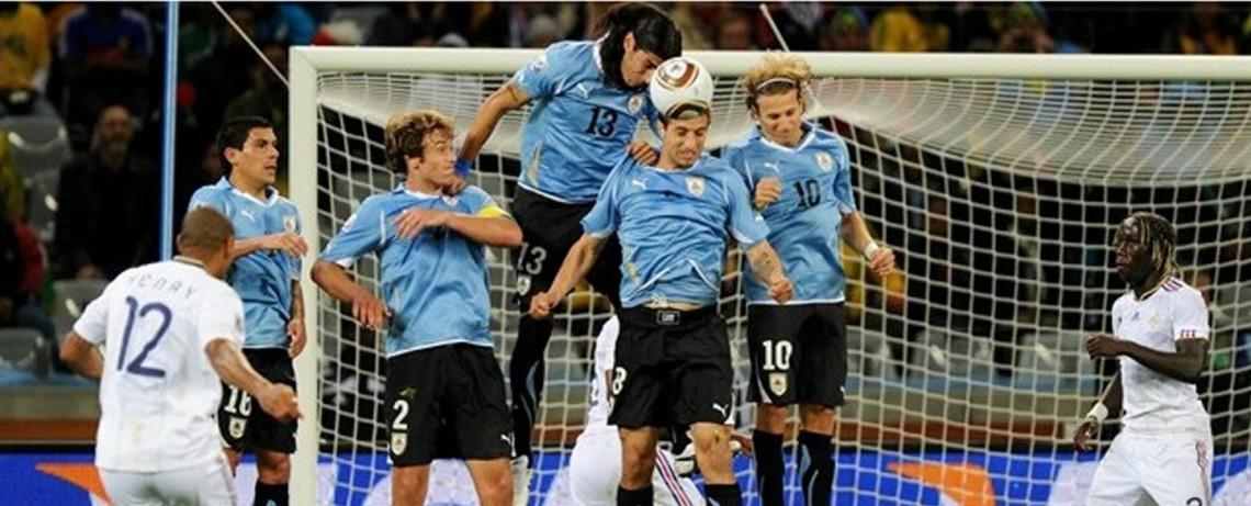 Image result for uruguay francia 2010