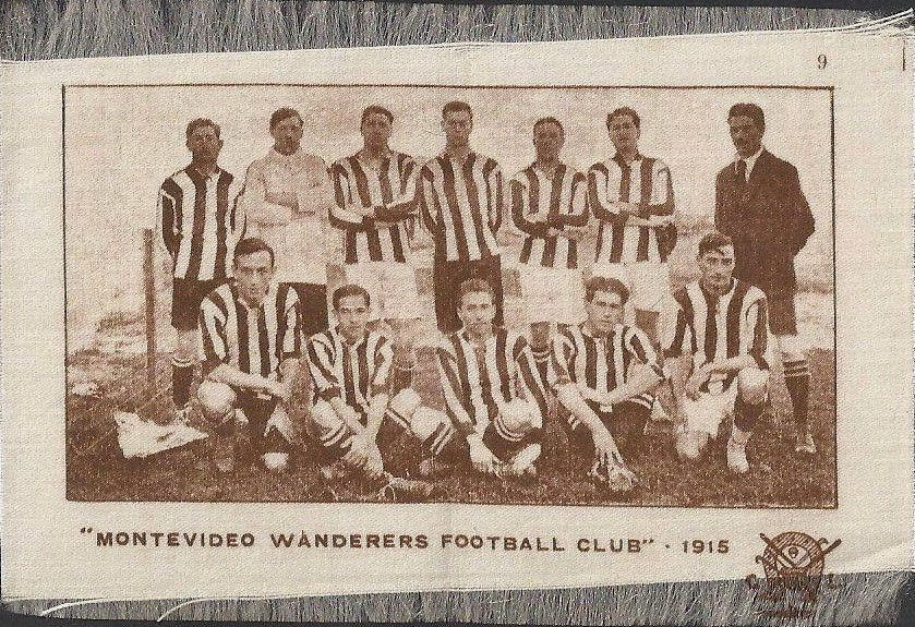 Image result for montevideo wanderers 1903