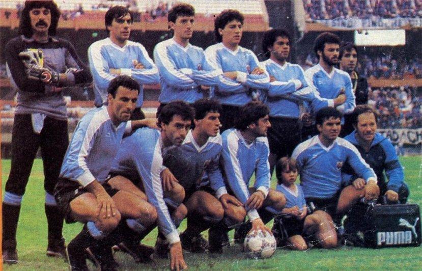 Image result for uruguay 1987
