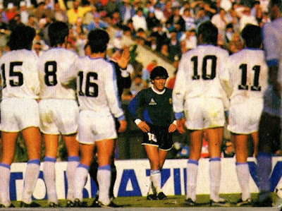 Image result for uruguay vs argentina 1987