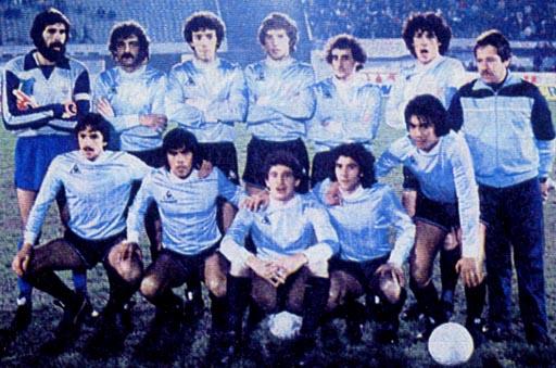 Image result for uruguay copa america 1983