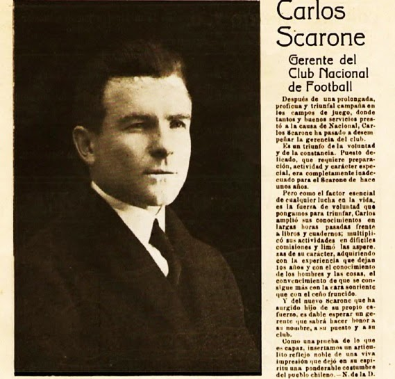 Image result for carlos scarone