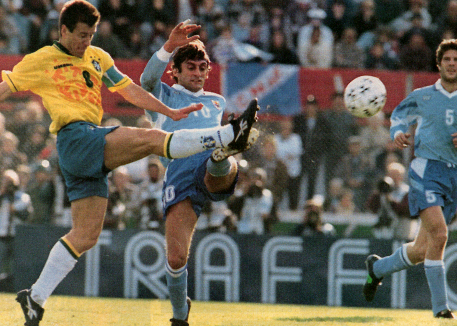 Image result for copa america 1995 uruguay colombia