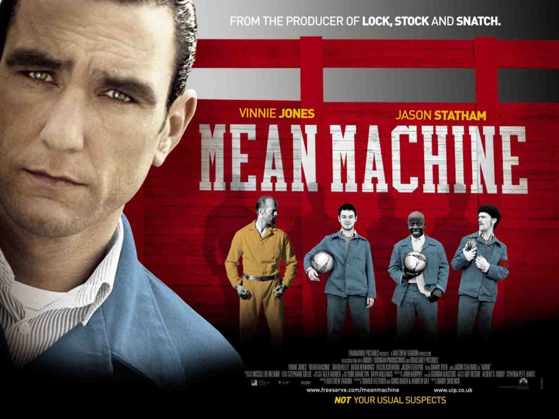 Image result for mean machine movie