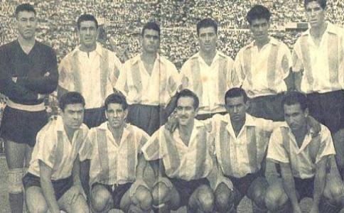 C.A.CERRO: UN POCO DE HISTORIA CERRO DE 1960!!!