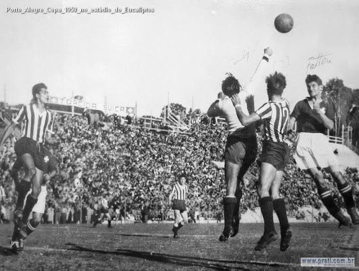 ANOTANDO FÚTBOL *: MUNDIAL 1950 * PARTE 7